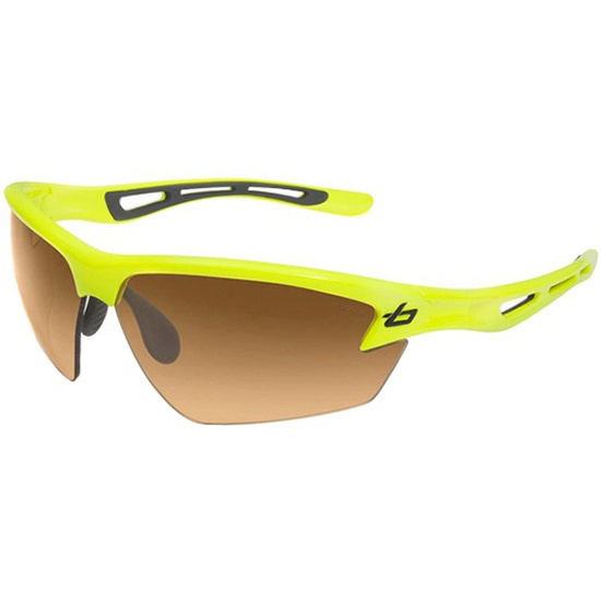 BOLLE ZONNEBRIL 11490 Draft Neon Yellow Photo Amber
